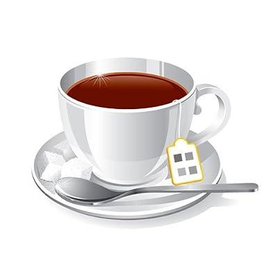 SYSTEM SMOKE Schwarzer Tee Deutsches Premium eLiquid 0mg 10ml von SYSTEM SMOKE