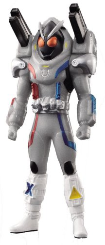 Rider Hero Series Kamen Rider Fourze 05 Masked Rider (Vynil figure) Bandai [JAPAN]