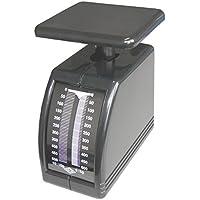 Wedo Handy - Báscula de resorte con bandeja, 500 g, ...