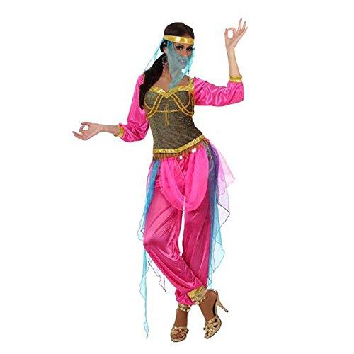 Arabische Tänzerin Kostüm - Festartikel-Versand Arabische Tänzerin Suleika Haremsdame XL