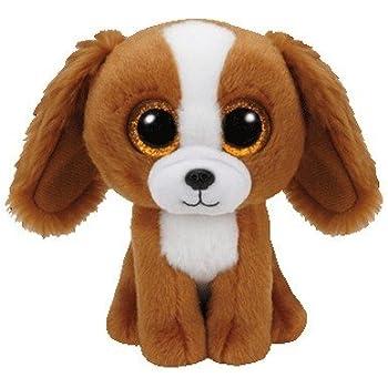 56039e66c7e Ty Beanie Boos Tomato the Red Dog Plush  Amazon.co.uk  Toys   Games