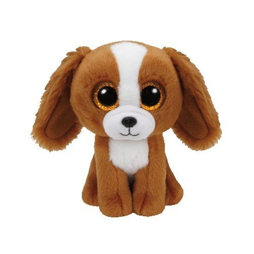 TY Beanie Boos TALA - brown dog reg Plush