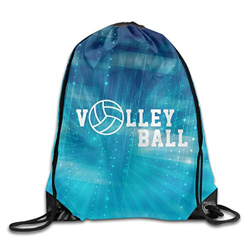 Jeroty Love Volleyball Port Bag Backpack