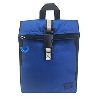 Polar Gear Machine Washable Cool Bag, 600D Polyester Blue, 19 x 10 x 25 cm