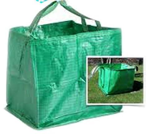 Heavy Duty Sac à déchets de jardin Idéal pour les ordures Herbe mauvaises herbes boutures