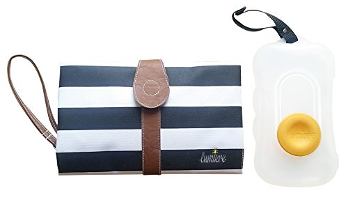 lumiere-waterproof-nappy-changing-mat-with-bonus-wipes-dispenser