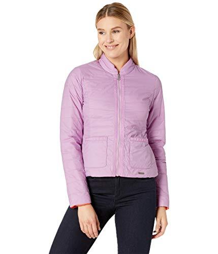 ILSE JACOBSEN Women's Reversible Puffer Nylon Reversible Coat