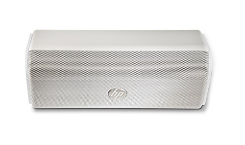 Preisvergleich Produktbild HP Roar (F6S96AA) Bluetooth Lautsprecher (Wireless Bluetooth, USB-Kabel, Freisprechfunktion) weiß