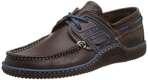 TBS Globek, Chaussures Bateau Hommes Marron (Ecorce/Ocean)