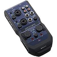 Zoom U de 44Teléfono Móvil Audio Interface
