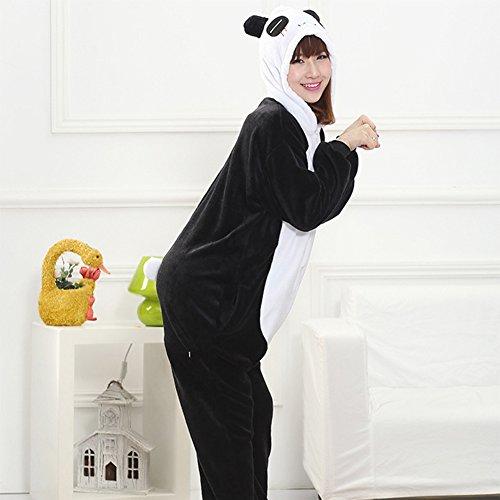 Keral Kigurumi Pigiama Adulto Anime Cosplay Cloak My Neighbor Attrezzatura panda
