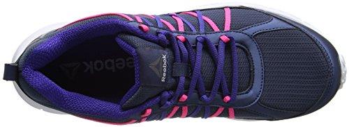 Reebok Bd5578, Sneakers trail-running femme Multicolore (Slate/prpl/pink/wht/)
