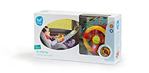 Car Seat Toy Taf Car Wheel Travel Activity Centre
