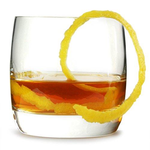 Chef & Sommelier ARC G3659 Vigne Lot de 6 verres à whisky en cristal Krysta Transparent 200 ml