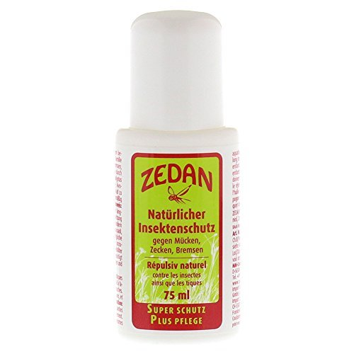 Zedan SP - Natürlicher Insektenschutz, 75 ml