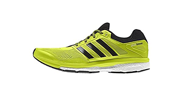 91d3b5fd697 adidas Supernova Glide Boost 7 Men s Running Shoes (Yellow Black) - EU 46  2 3 - UK 11