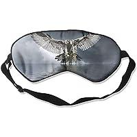 Sleep Eye Mask Eagle Flying Sea Lightweight Soft Blindfold Adjustable Head Strap Eyeshade Travel Eyepatch preisvergleich bei billige-tabletten.eu