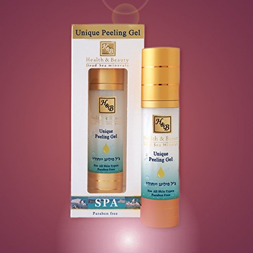 Gel gommant visage 50ml Health and Beauty