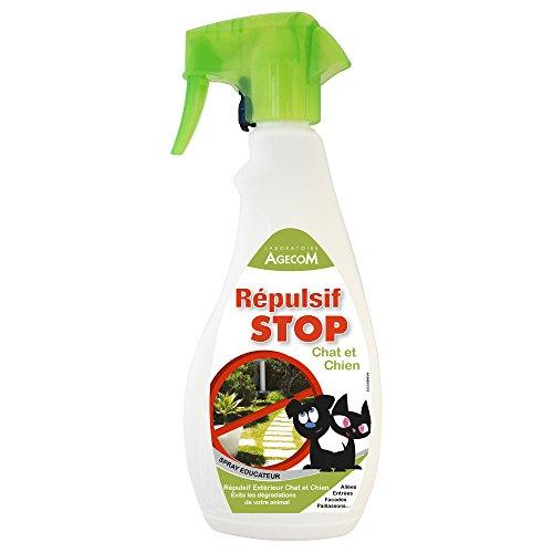 wesentlich-Fernhaltemittel Außen Stop Spray für Hunde und Katzen-500ml