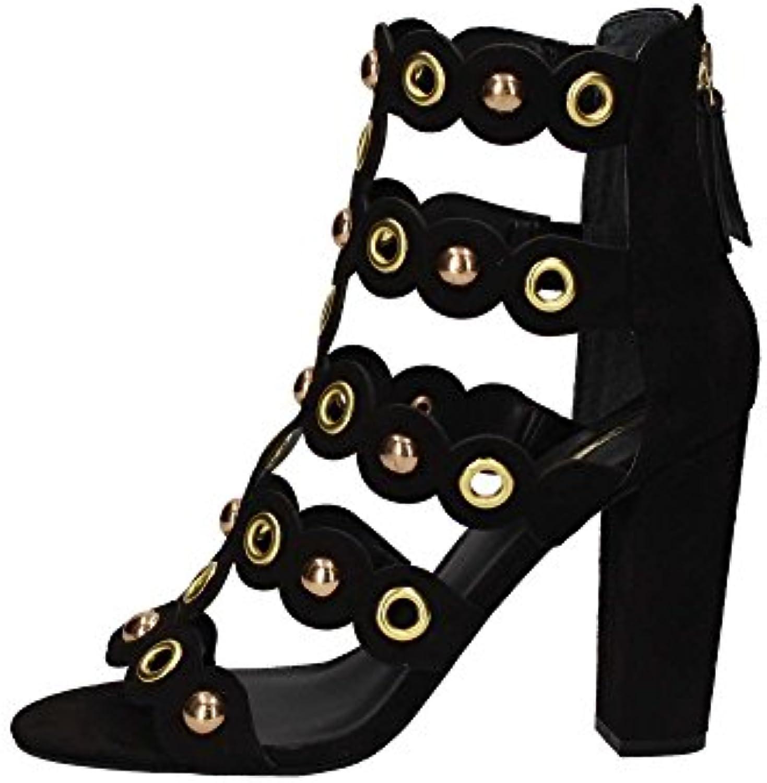 Guess Gariza damen wildleder sandalen 2018 Letztes Modell  Mode Schuhe Billig Online-Verkauf