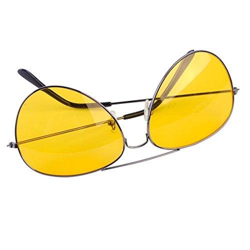 beler Anti Glare Night Driving Vision Fahrer Sicherheitsbrillen Sonnenbrille