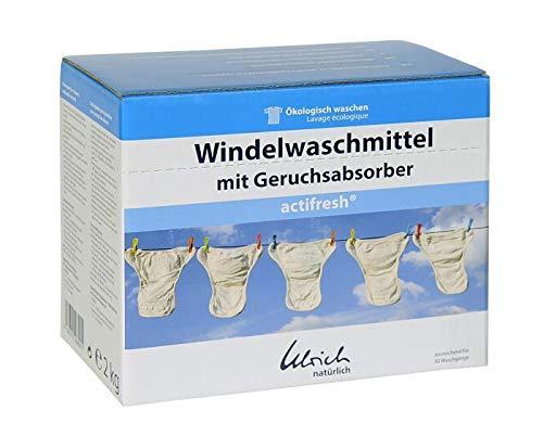 Ulrich Windelwaschmittel actifresh Pulver 2 kg