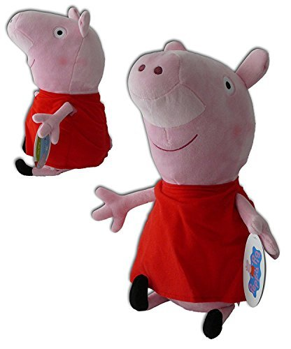Peppa Pig in Red Dress - 18''