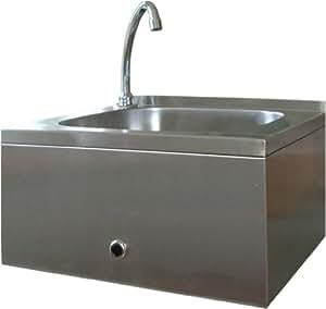 handwaschbecken mit sensorschalter aus edelstahl baumarkt. Black Bedroom Furniture Sets. Home Design Ideas