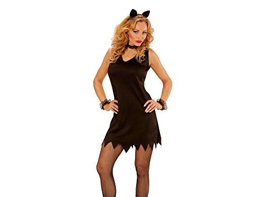 Widmann 00021 Karnevalskostüm, schwarz, -