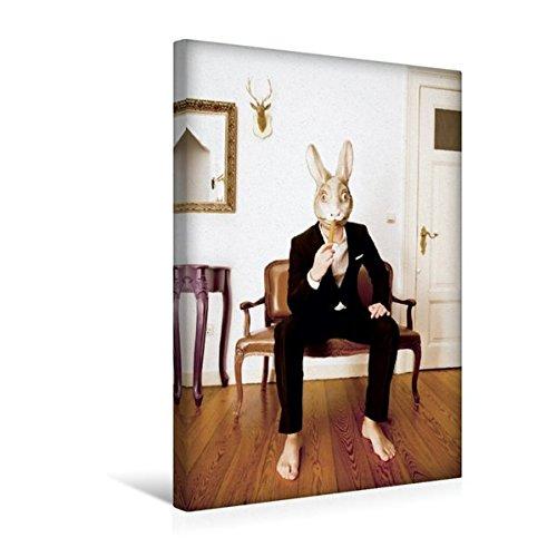 til-Leinwand 30 cm x 45 cm hoch, EIN Motiv aus dem Kalender Maskerade | Wandbild, Bild auf Keilrahmen, Fertigbild auf echter Leinwand, Leinwanddruck Kunst Kunst ()