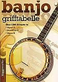 BANJO GRIFFTABELLE - arrangiert für Banjo [Noten / Sheetmusic] Komponist: BESSLER JEROMY + OPGENOORTH NORBERT