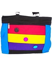Xclent Women's Canvas Trendy Stylish Hand Bag, Office Bag, College Bag, Purse, Shopping Bag, Outdoor Bag (Length... - B0785FS8DJ