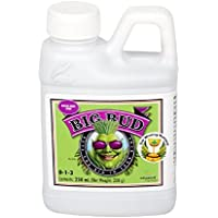Advanced Nutrients Big Bud Fertilizante líquido potenciador de flores, 250 ml
