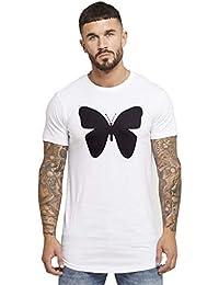 Good For Nothing Camiseta Blanca Logo Negro