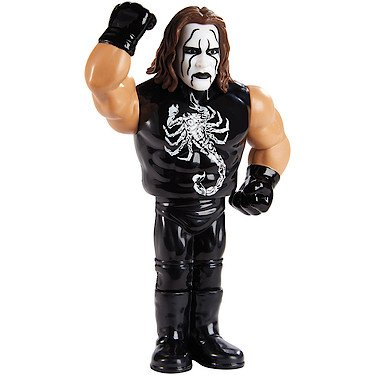 WWE – FJG56 – Retro Kollektion – Sting – 12cm Actionfigur