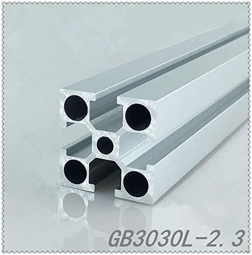 AiCheaX - 3030 Perfil extrusión aluminio GB3030L