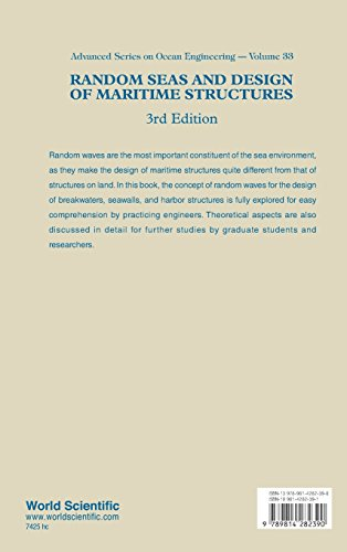 Random Seas And Design Of Maritime Structures (3rd Edition): 33 (Advanced Series On Ocean Engineering)