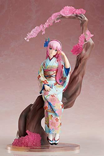 Anime Kimono Sakura Ver Megurine Luka Schöne Statue Mädchen PVC Figur Spielzeug -