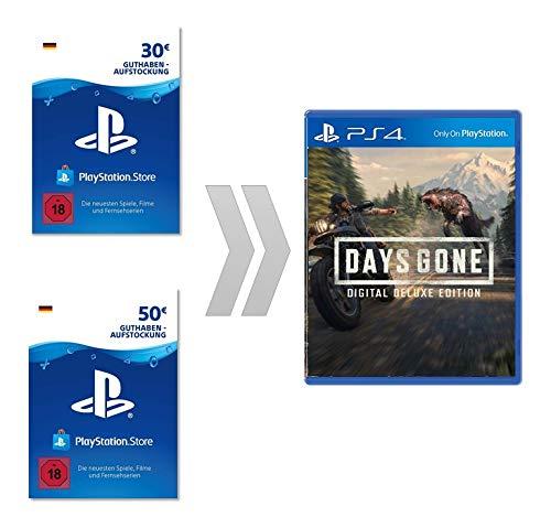 PSN Guthaben-Aufladung für Days Gone Digital Deluxe Edition | PS4 Download Code - deutsches Konto