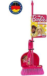 Theo Klein-6351 Barbie Juego De Barrer Clasico, Juguete, Multicolor (647085)