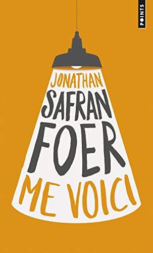 Me voici par Jonathan Safran foer
