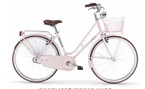 mbm m o o n l i g h t, bici pieghevole donna, nudo a43, 26