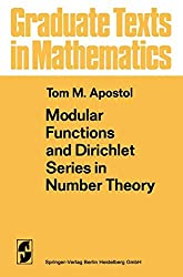 Modular functions and Dirichlet series in number theory (Graduate texts in mathematics)