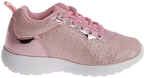 Conguitos Mädchen Hv129201 Sneakers Rosa