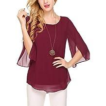 Suchergebnis auf Amazon.de für: Festliche Blusen Damen