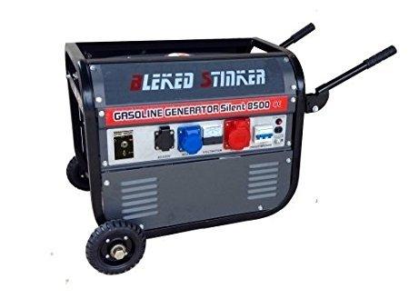 Gruppo elettrogeno/Generatore di corrente 2800W - 220/380V usato  Spedito ovunque in Italia