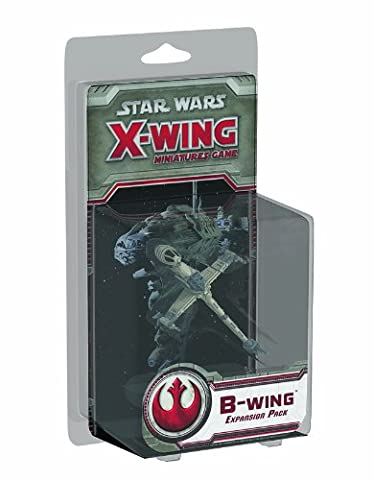 Star Wars B-wing - Star Wars X-wing: B-wing Expansion