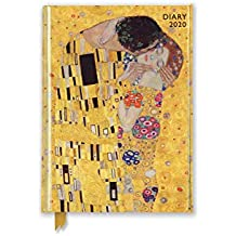 Gustav Klimt 2020: Original Flame Tree Publishing-Pocket Diary. Taschenkalender
