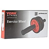 York Fitness Exercise Wheel - 60465, Multi Color
