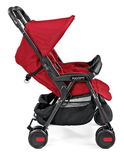 Peg Perego Zwillingsbuggy Aria Shopper Twin - 3